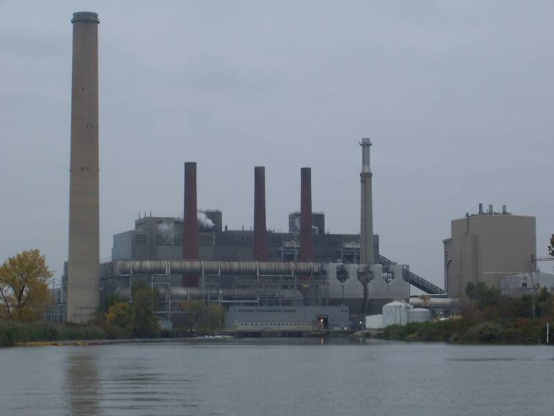 First Energy Bayshore Power Plant